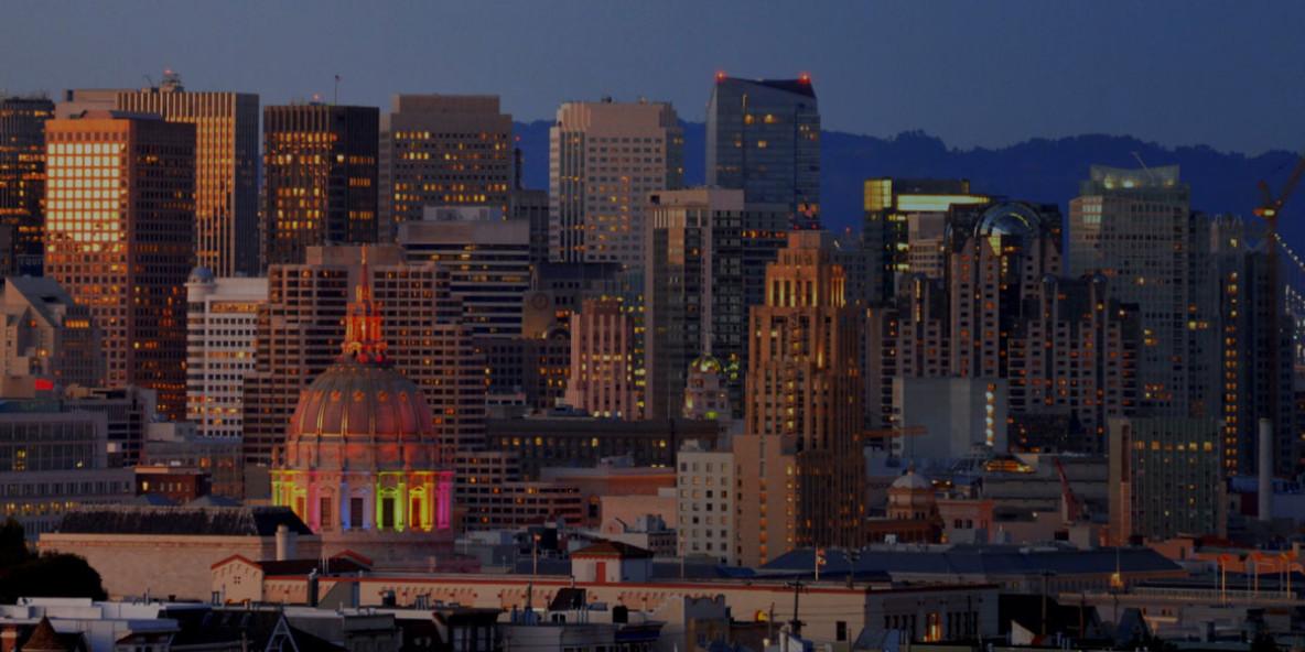 San Francisco at Night   Media BBQ